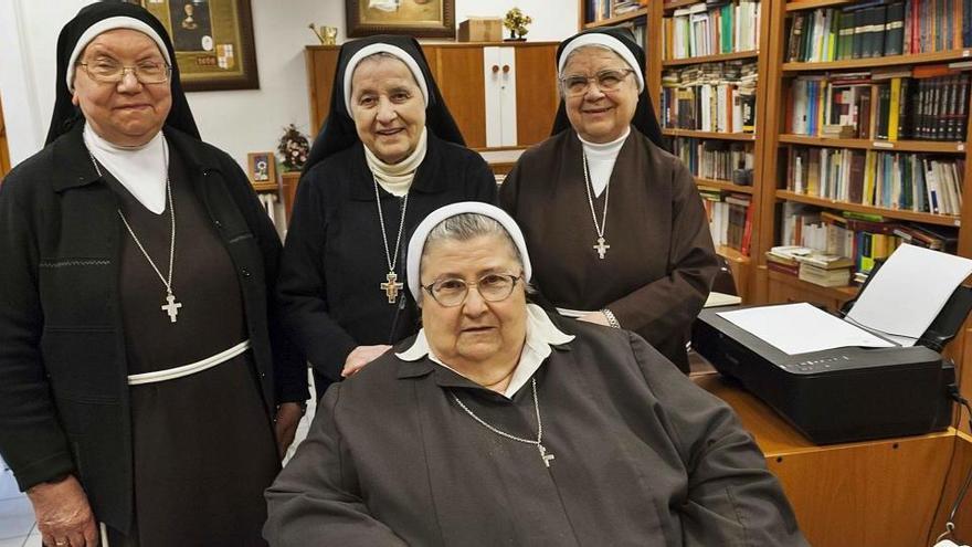 Les caputxines planifiquen cedir el convent a l'Ajuntament de Manresa i a una entitat