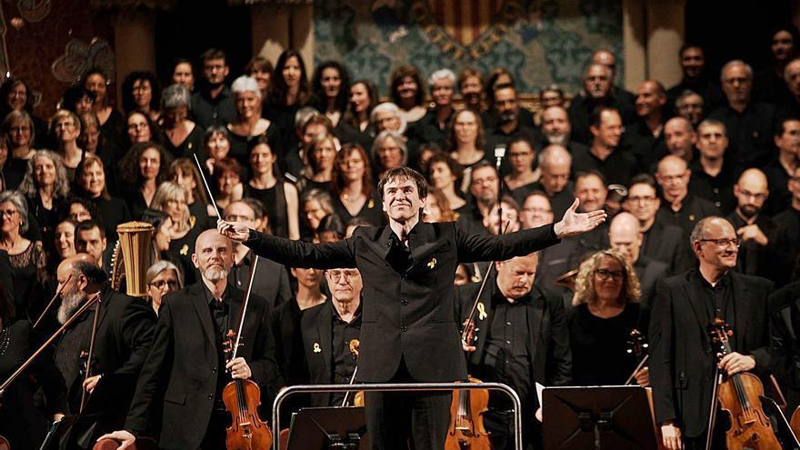 El festival d'orgue de Montserrat viatja al temps del Barroc i el Classicisme