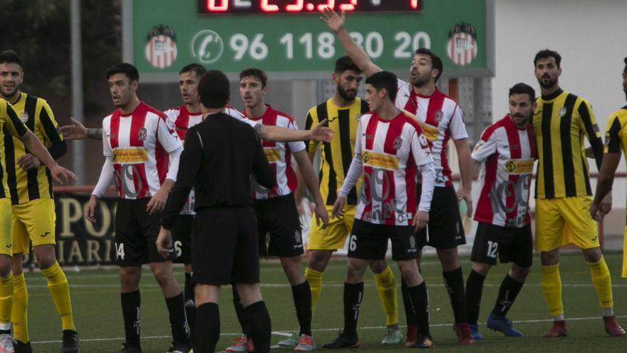 Sendos empates que saben a poco al Atlético Saguntino y el CD Acero