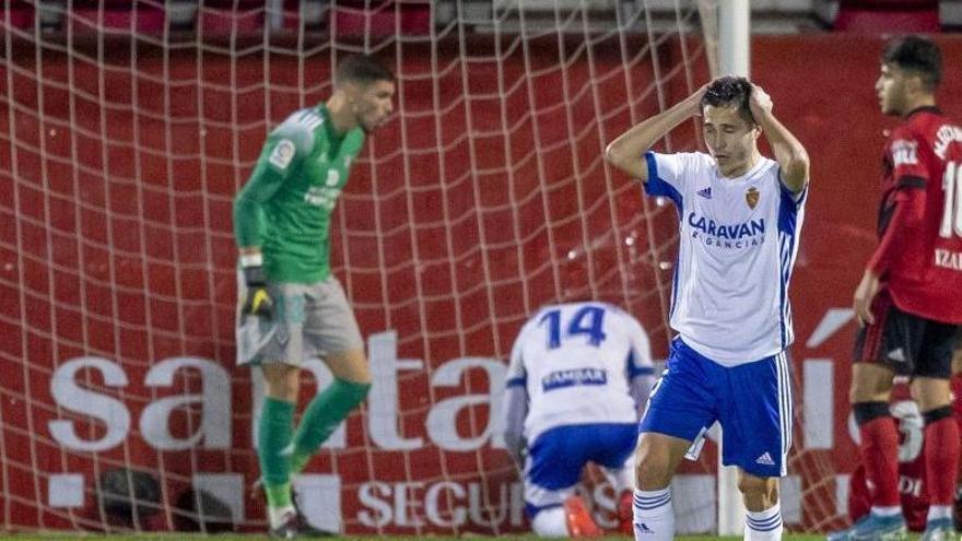 Un Zaragoza sin gol espera al Mallorca