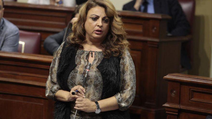 Cristina Valido  denuncia inacción ante el reclamo de entidades sociales sobre el catálogo