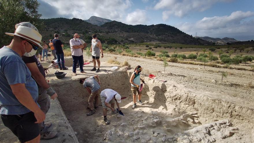 Los pobladores de la alquería andalusí de Petrer huyeron tras la reconquista