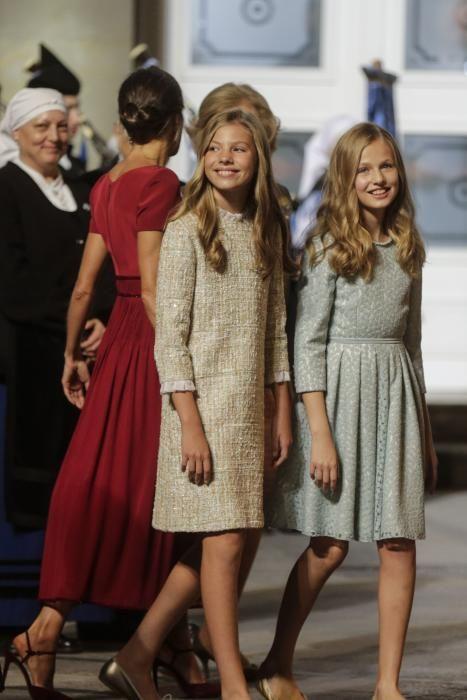 Cambio de estilo de las princesas, a un año vista