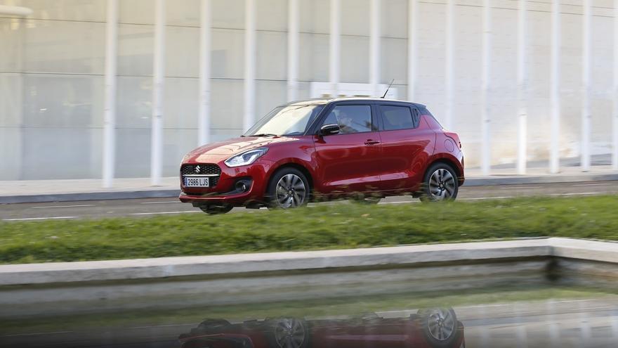 Nuevo Suzuki Swift 2021: Primera toma de contacto