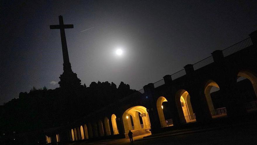 Exhumaciones sin fecha en el Valle de los Caídos