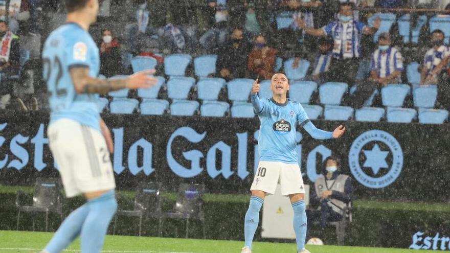 DIRECTO | La Real Sociedad abre el marcador en Balaídos con gol de Isak