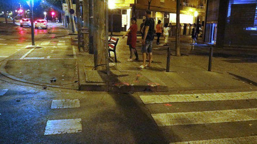 La nena de quatre anys atropellada a Girona evoluciona favorablement