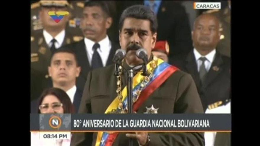 """Maduro instaurará una """"comisión de la verdad"""""""