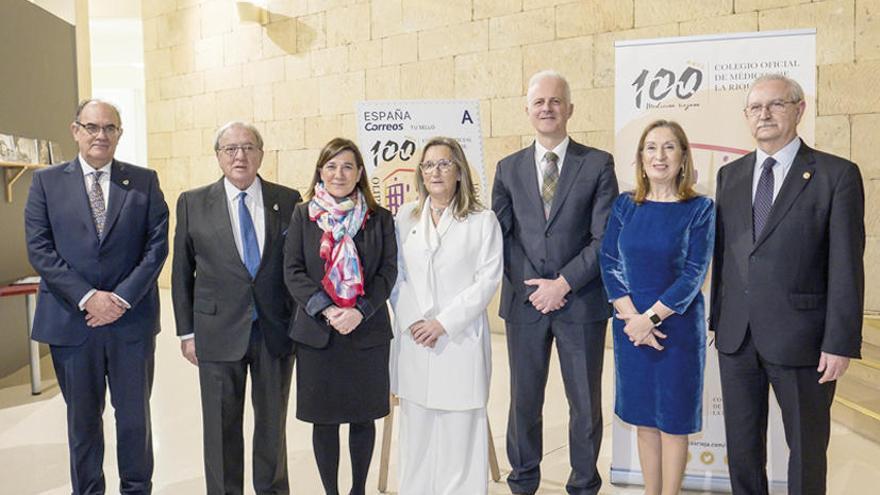 Murillo, Pastor y Jiménez, galardonados por los médicos de La Rioja