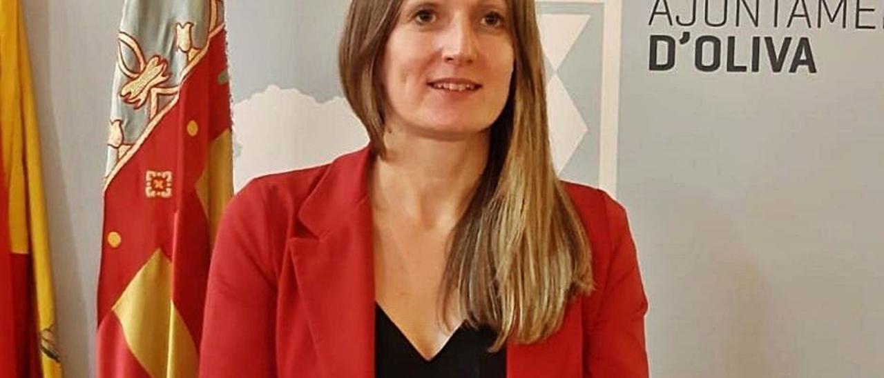 Ana Morell, vicealcaldesa y concejala de Hacienda de Oliva.         | LEVANTE-EMV