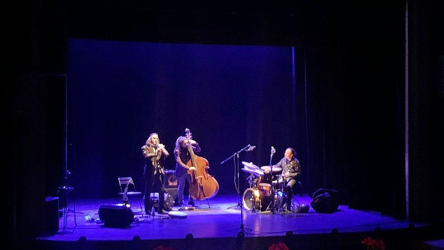 Toro se enamora del  espíritu del jazz