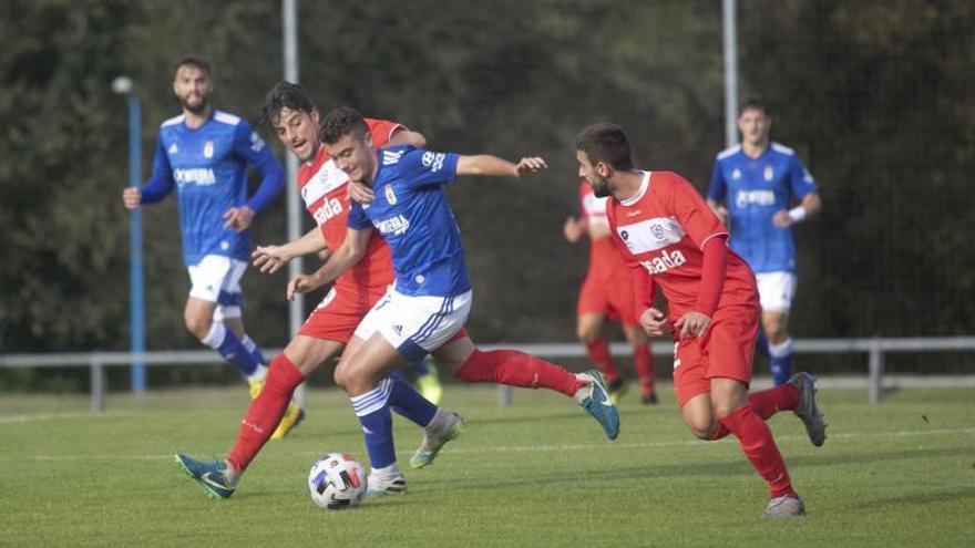 Tarde apasionante para los asturianos de Segunda B: la última hora del Lealtad, Sporting B, Vetusta y Marino