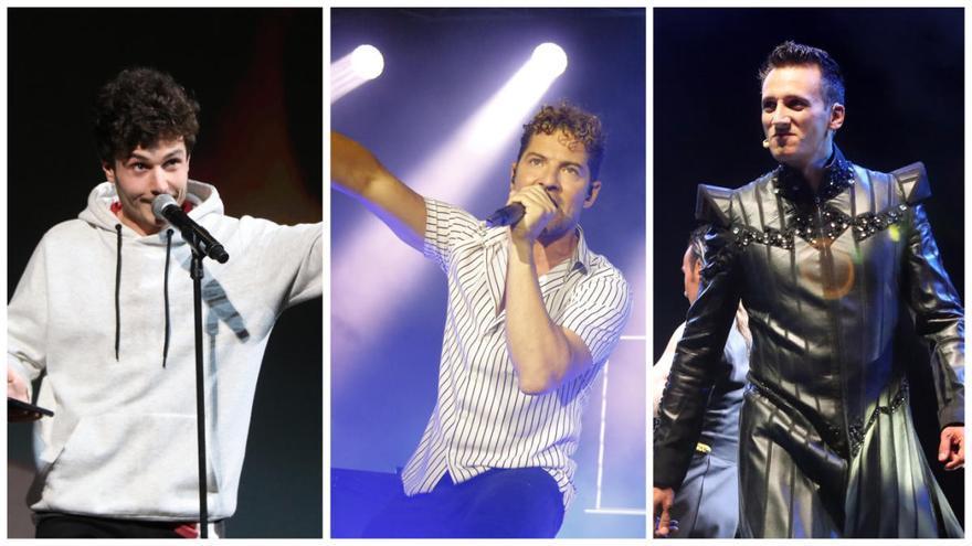 Girona estrenarà a l'agost un nou festival amb Miki Núñez, David Bisbal i el Mag Lari