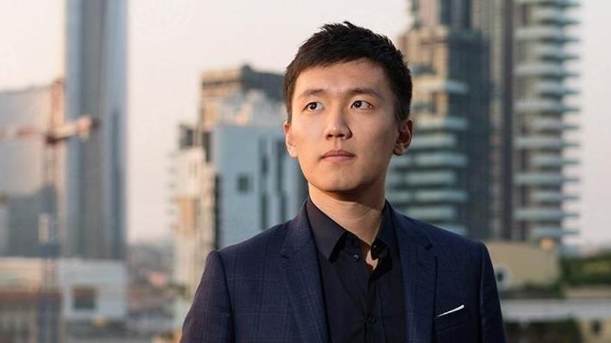 Steven Zhang, de 26 años, nuevo presidente del Inter