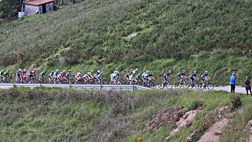 La Vuelta a Asturias, lista