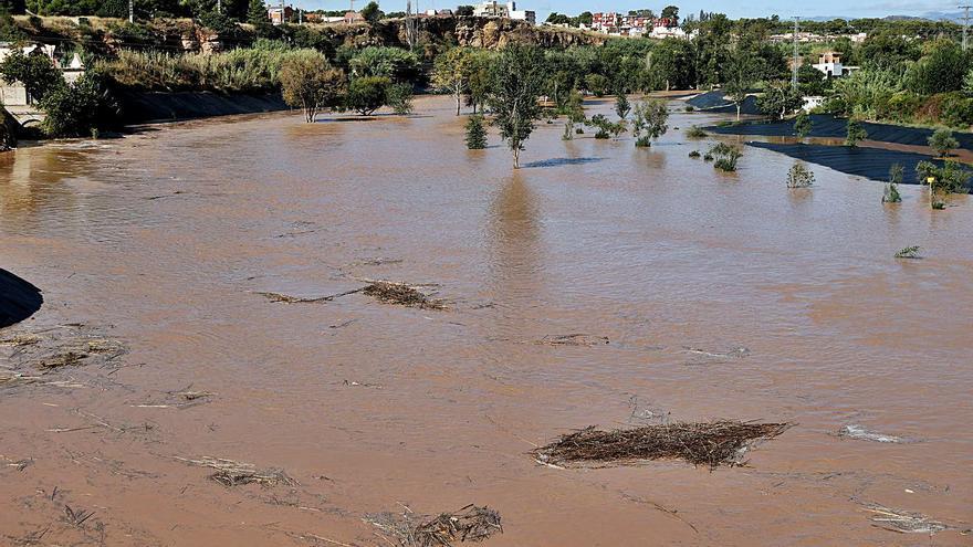 La DANA se retira tras dejar lluvias de casi 100 litros y 3.467 rayos