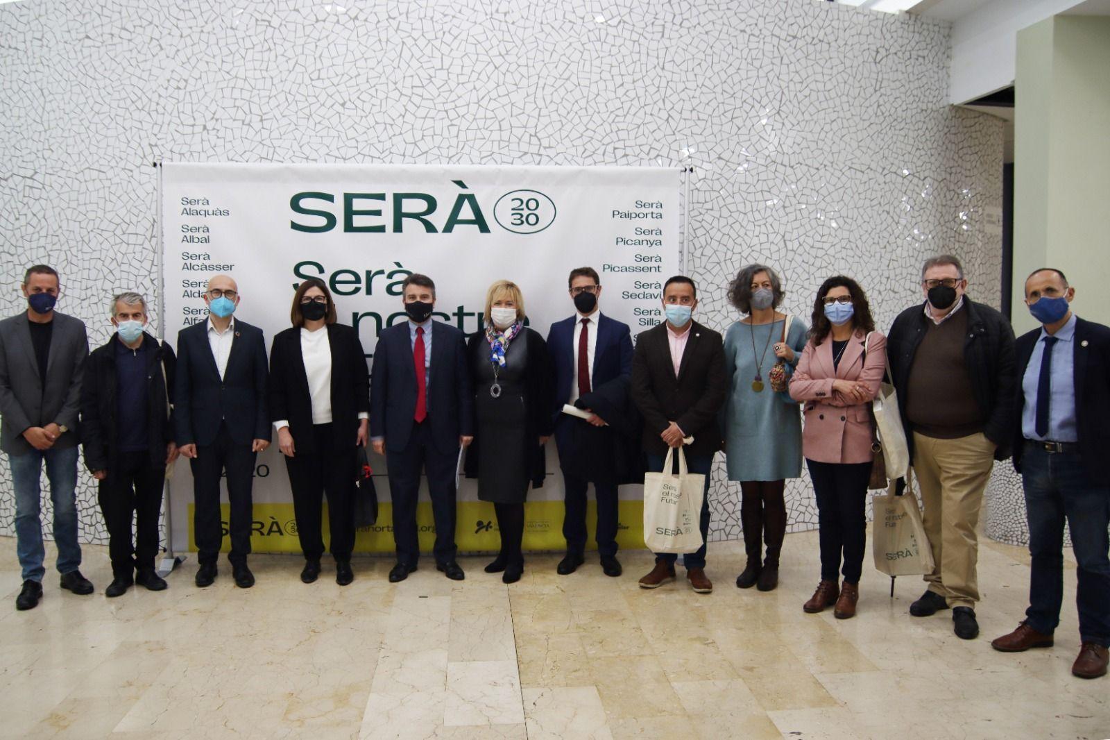 Primera jornada de reconstrucción comarcal de la Fundación Horta Sud