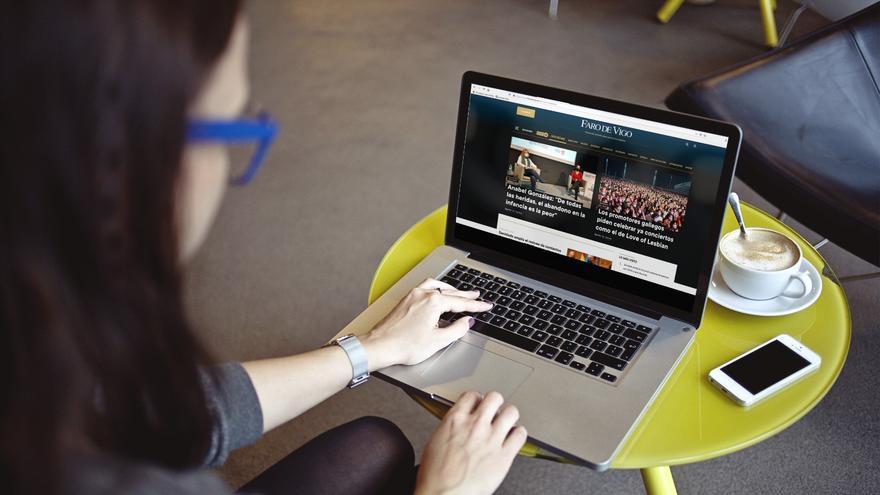 ÚLTIMO FIN DE SEMANA: suscríbete todo el año al contenido digital de FARO por menos de 2,5 euros al mes
