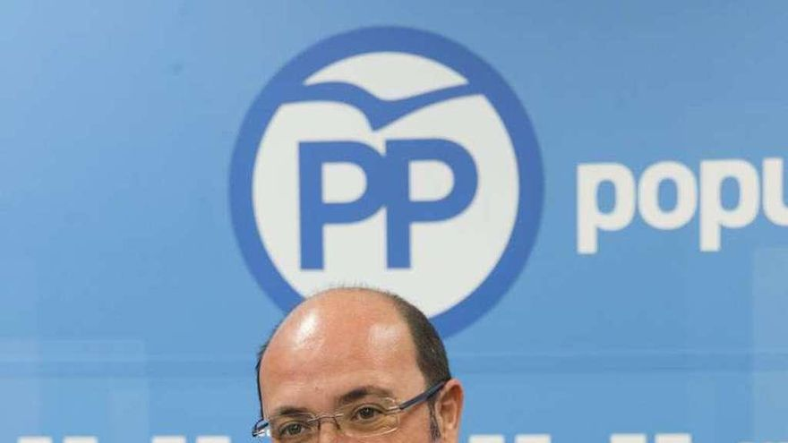 La Audiencia Nacional pide imputar al presidente de Murcia y agrava su situación