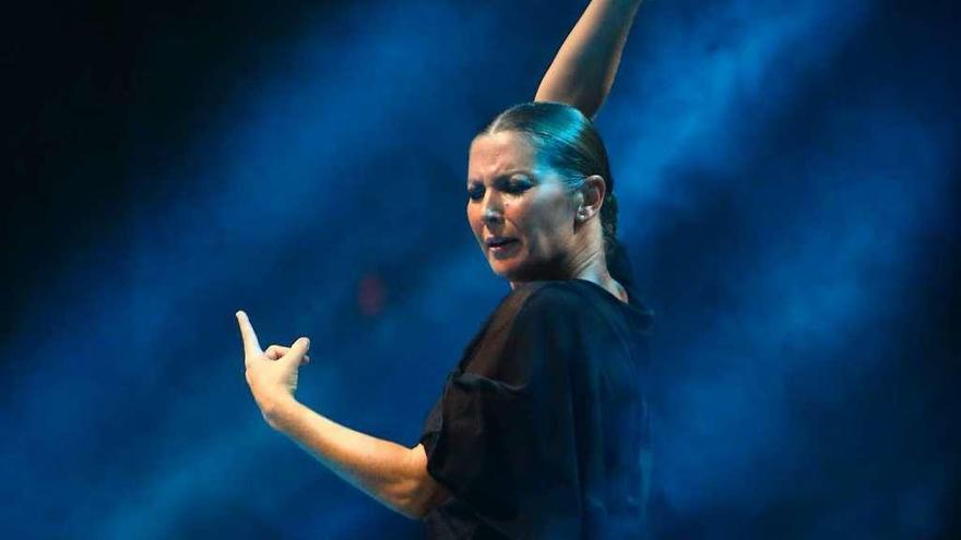 """Sara Baras: """"El flamenco no entiende de fronteras"""""""