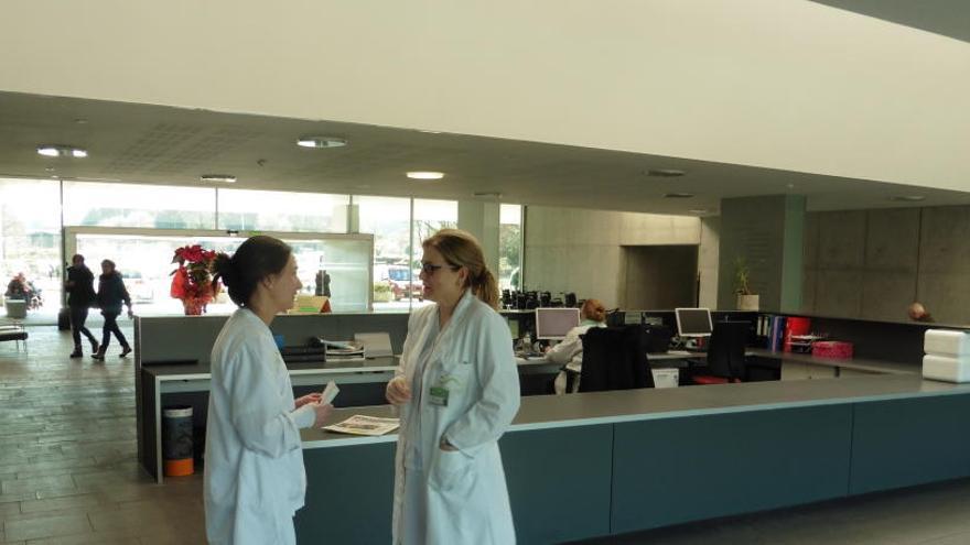 L'hospital d'Olot incrementa la Cirurgia Major Ambulatòria un 27% amb el canvi d'edifici