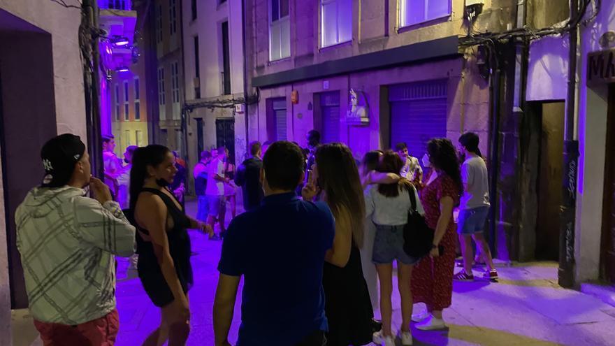 El ocio nocturno ampliará horario y aforos en Galicia