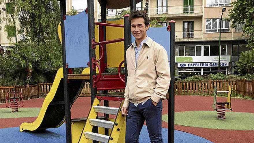 """Sebastián Oliver: """"Quiero irme de nuevo a jugar y estudiar en Estados Unidos"""""""