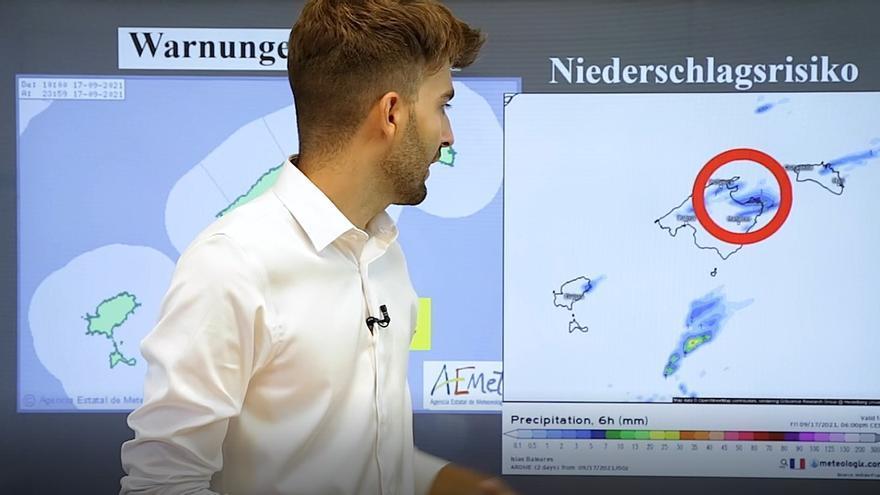 Im Video: Die MZ-Wettervorhersage für das Wochenende vom 17. bis 19. September