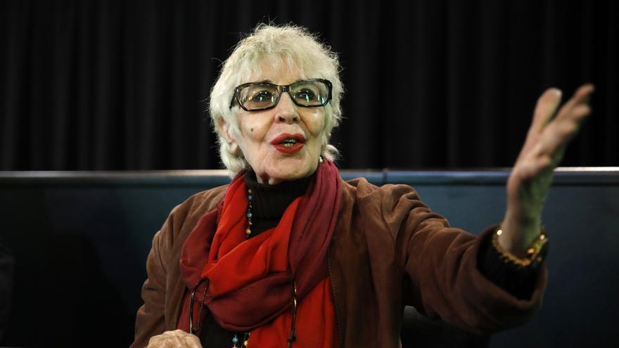 """Concha Velasco: """"A mi edad, lo que yo necesito es que me quieran"""""""