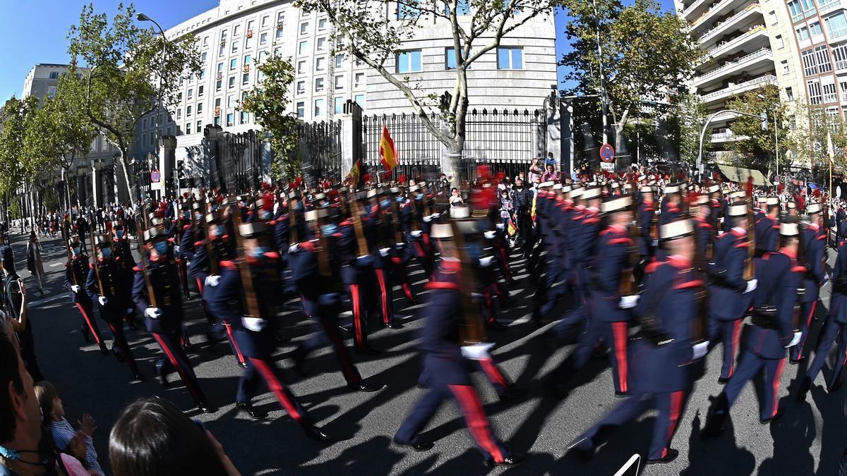Las mejores imágenes de la celebración del 12 de octubre