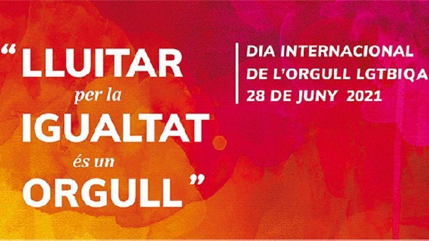 Dinámica familiar del Día internacional del orgullo LGTBIQA+