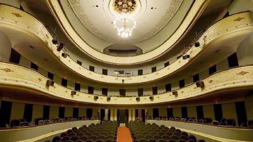 Teatro Principal  Santiago