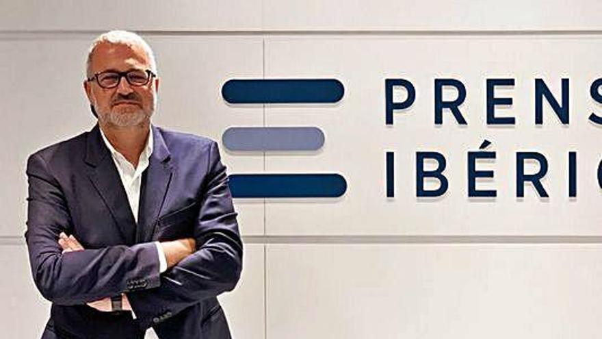 Nacho Azcoitia, nuevo director general comercial de Prensa Ibérica Media