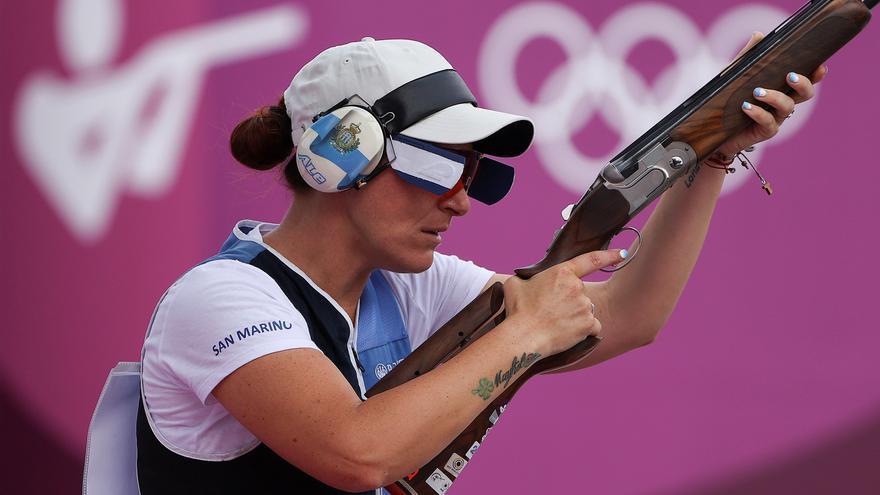 Alberto Fernández y Fátima Gálvez conquistan el oro en tiro olímpico
