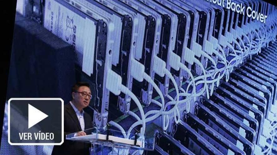 Samsung desvela la causa de las explosiones del Galaxy Note 7