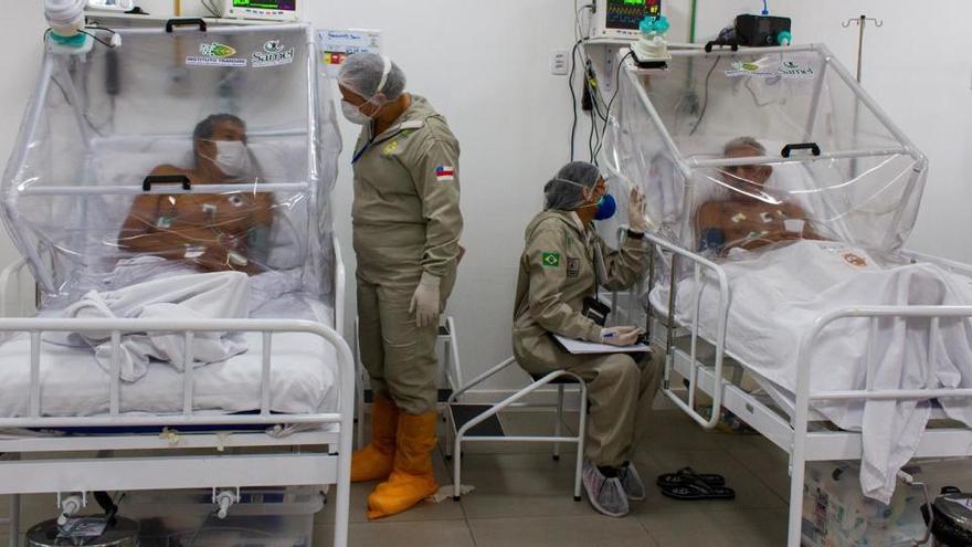 Brasil confirma una nueva variante del coronavirus en el Amazonas
