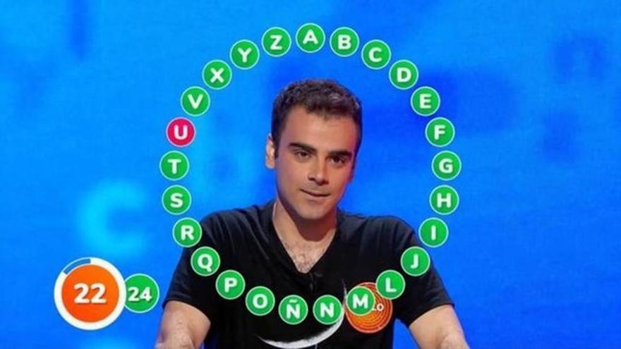 El récord que Pablo Díaz está a punto de batir en 'Pasapalabra'