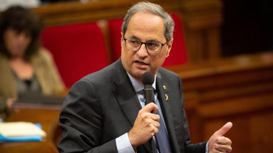 L'excomissari bagenc Miquel Esquius declararà en el judici contra Quim Torra