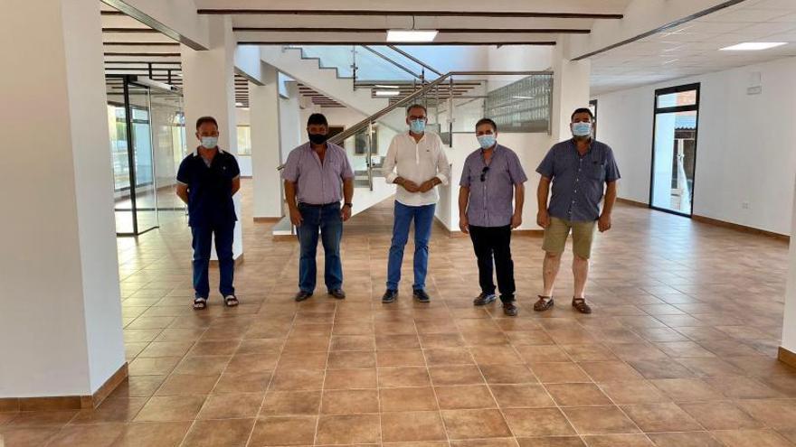 La Asociación de Artesanos de Los ^Pedroches tendrá su sede en El Viso