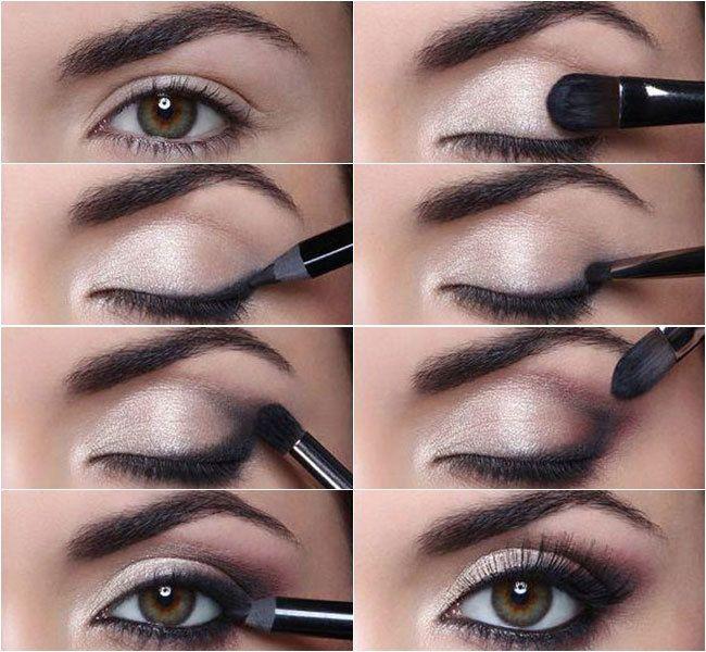 Cómo maquillarse los ojos: Efecto 'lifting'