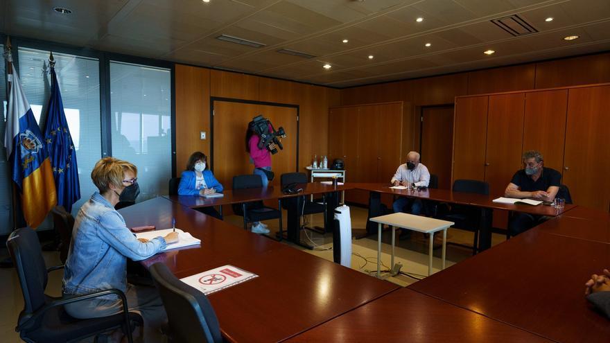 Los trabajadores en ERTE recibirán al menos 100 euros al mes de la Comunidad Autónoma