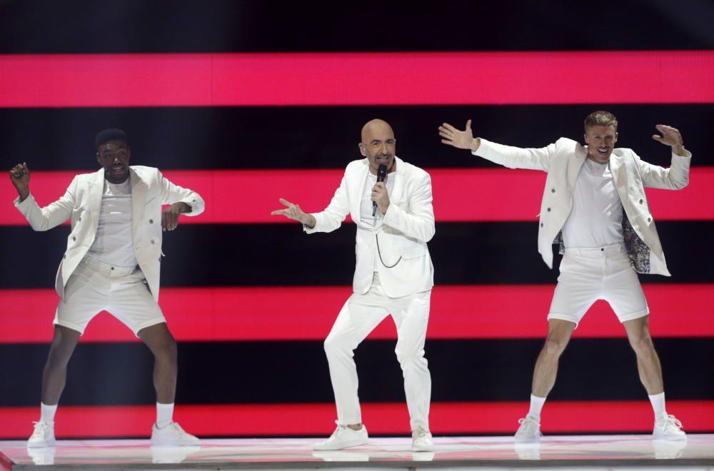 San Marino, en Eurovisión 2019