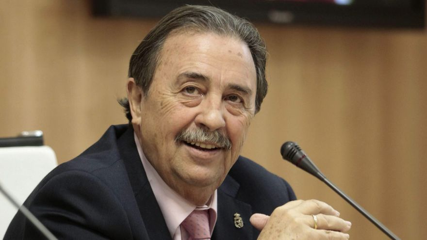Juan de Dios Román. | ÁNGEL DÍAZ / EFE