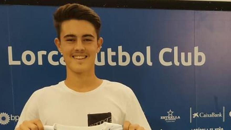 El Lorca Fútbol Base sigue exportando talento