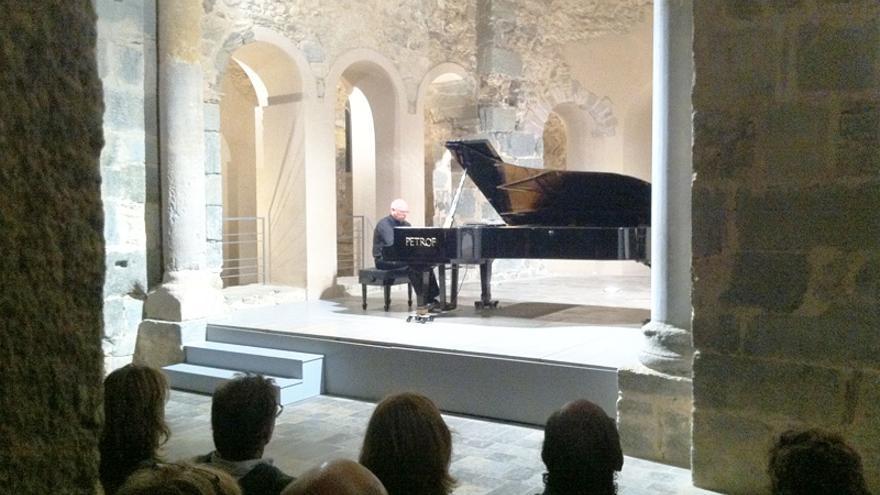 Sant Pere de Rodes prepara nous concerts de música clàssica