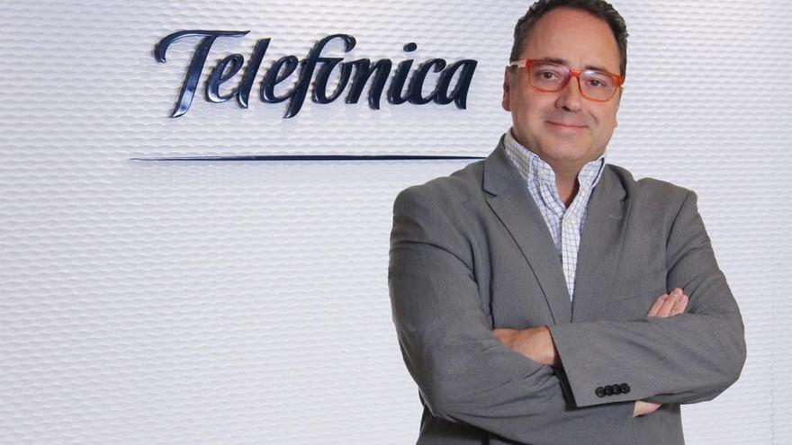 José Manuel Casas sustituye a Kim Faura al frente de Telefónica en la C. Valenciana