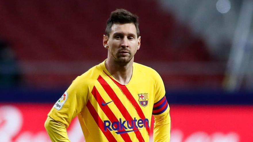 El Barça fa un viatge a Kíev sense Messi
