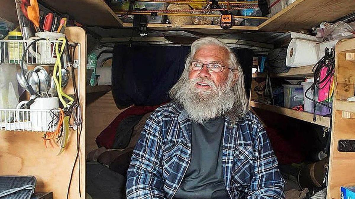 Bob Wells, el gurú del país nòmada