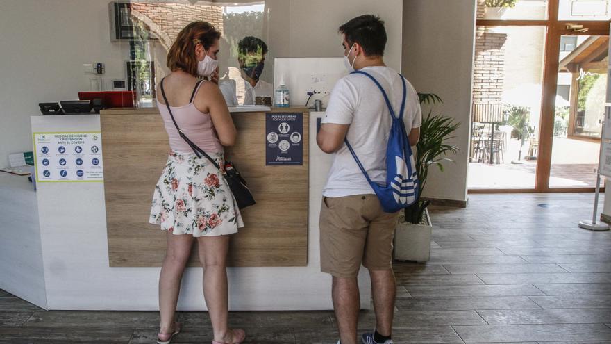 Los hoteles de la ciudad de Alicante se recuperan en julio al alcanzar un 79% de ocupación media