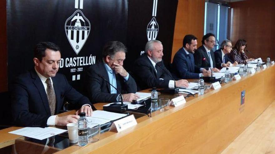 La junta de accionistas del Castellón acaba con el 'OK' a otra ampliación de capital de 857.000 €